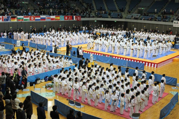 The 7th KWF International Open Tournament [The Karate Grand Prix 2020]