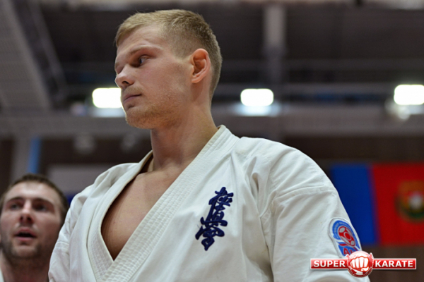 На «Битве чемпионов» киокусинкай представит Виталий Ишахнели