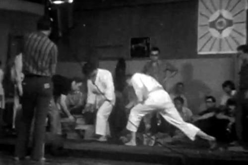 Советское каратэ кекусинкай. Раритетное видео 1978 года!