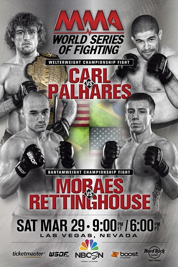 SOF 9. Carl vs Palhares