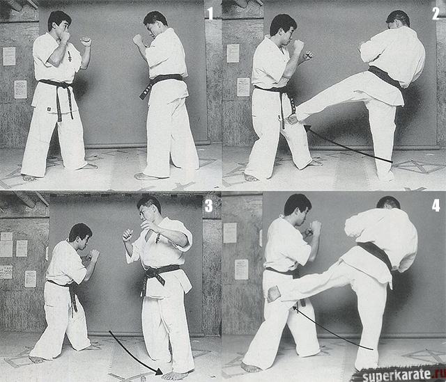 Ударная связка Хироки Куросава