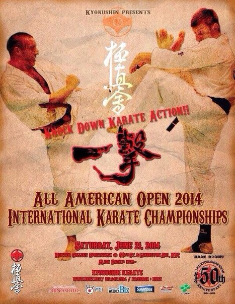 2014 All American Open International Karate Championships