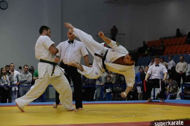XI Чемпионат России по каратэ-до Кёкусин-кан