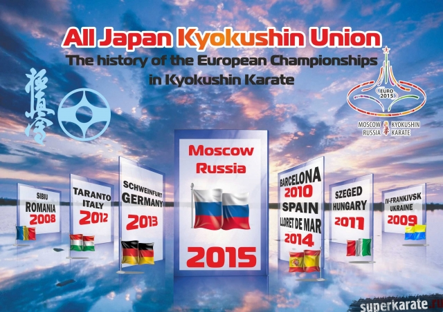 VIII Open European Kyokushin Karate Tournament