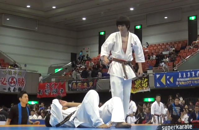 The 2nd All Japan Fullcontact Karate Championship