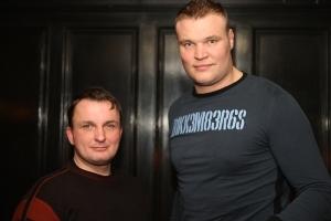Олег Бессуднов и Сэмми Шилт - встреча через 16 лет