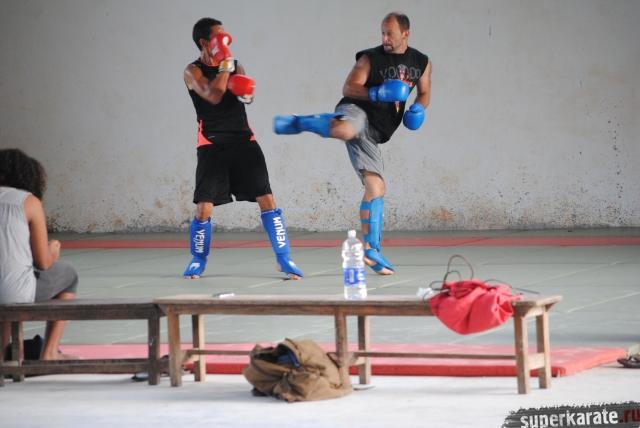Вадим Дормидонтов нашел свой бой в Занзибаре
