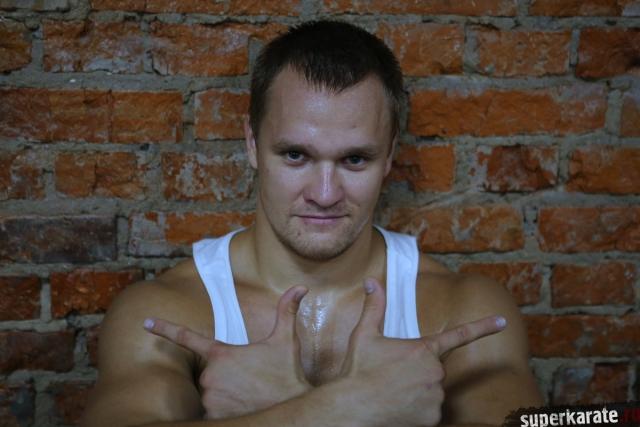 Андрей Чирков набирает форму