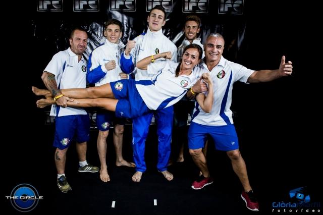 Командный турнир по кикбоксингу