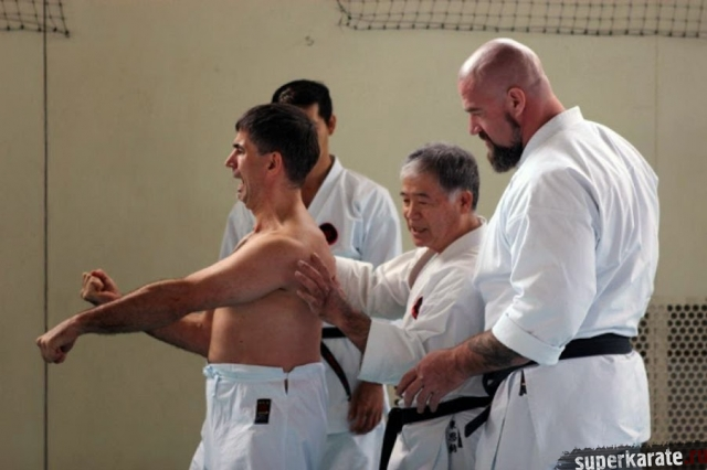 Традиционное каратэ