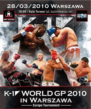 "K-1 ""World Grand Prix"" 2010 в Варшаве"