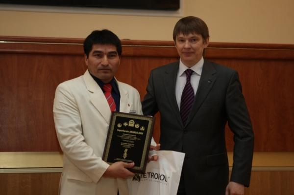 За Турнир года награждается шихан Абдурашид Хидиров