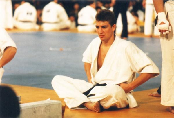 Питер Смит один из сильнейших бойцов Европы и Мира