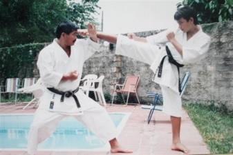 Йошизо Мачида и Лиото Мачида