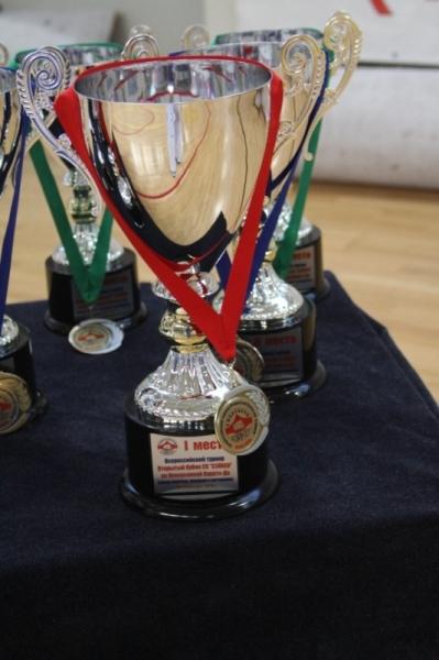Открытый Кубок Спортивного Клуба «СЭЙКЕН»