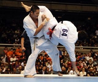 Shoki Arata vs. Zenjyuro Mori