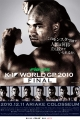Турнирная таблица K-1 WORLD GP 2010 FINAL Tournament