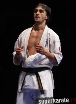 Мариус Итас попался на допинге