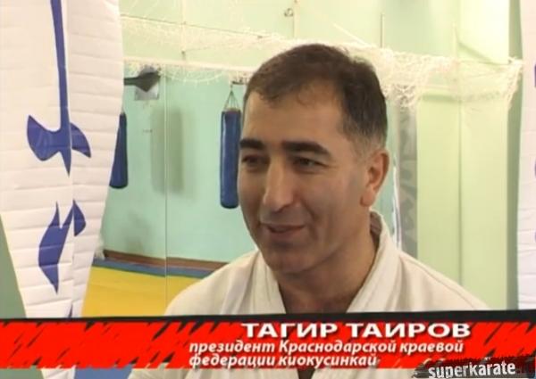 Бранч-чиф Тагир Таиров