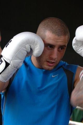 Гохан Саки уходит в бокс