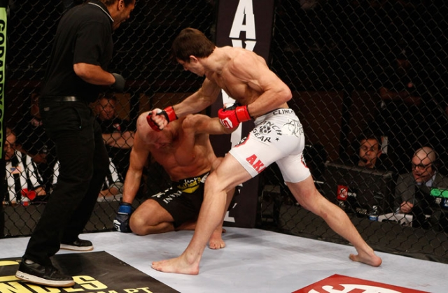 Strikeforce: Rockhold vs. Jardine. Итоги