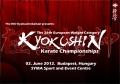 Результаты 29-го Чемпионата Европы по киокушинкай