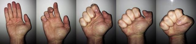 Как сделать кулак жёстче
