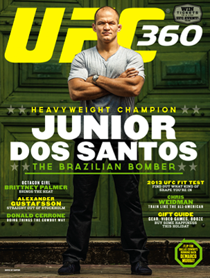 UFC Magazine / December 2012 - January 2013