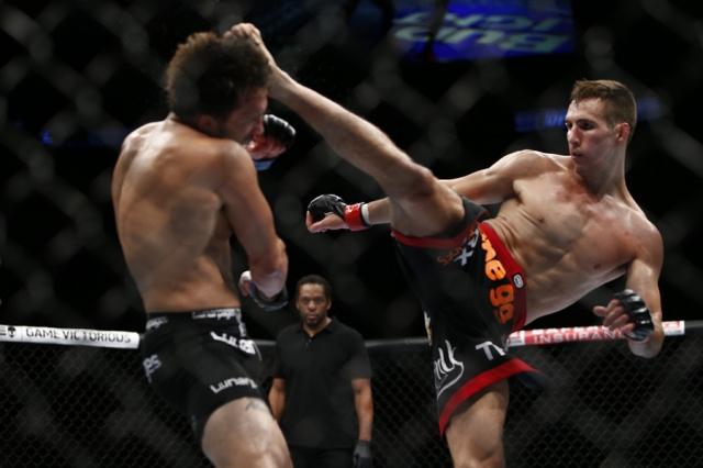 UFC on Fox 8: Анализ боя Рори Макдональд - Джейк Элленбергер ...