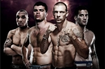 Результаты GLORY 10 Los Angeles