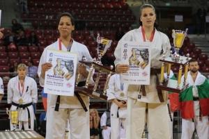 Награждение призеров Чемпионата мира KWU