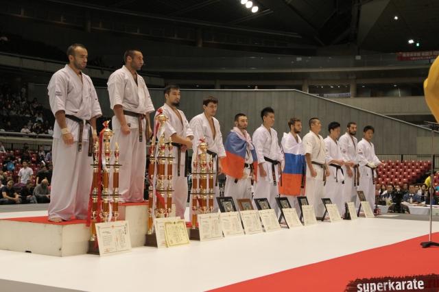 Чемпионат мира по карате киокушин 2006г эвертон тейсера