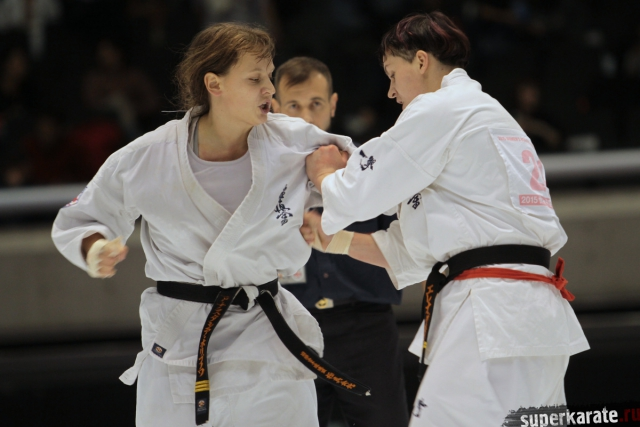 Анастасия Хрипунова и Елена Гулько