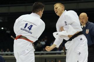 Andrei Luzin (Russia) vs. Airton Martinicorena (Brazil). 5 бой (013-014)