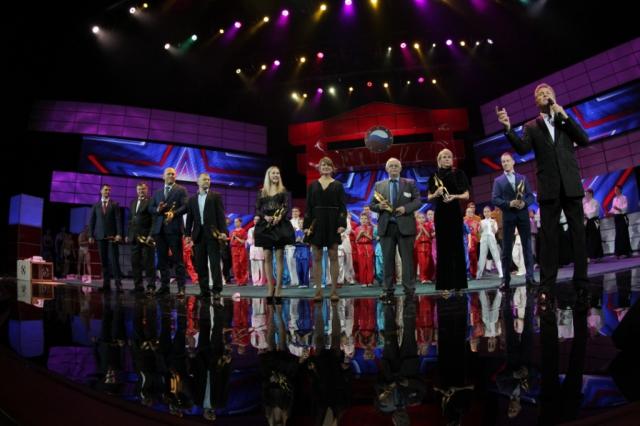 Победители национальной премии «Золотой пояс»