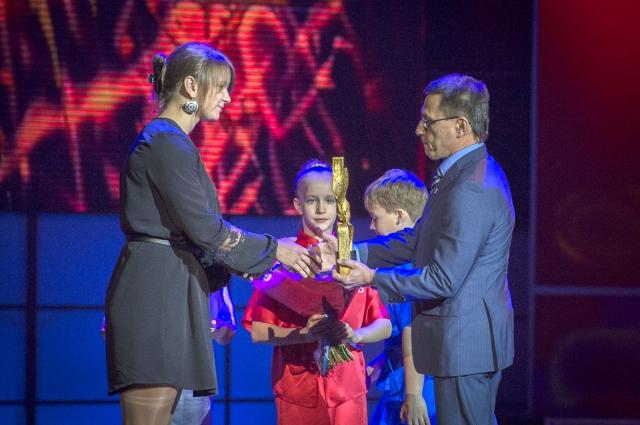 Ульяна Гребенщикова стала обладательницей национальной премии «Золотой пояс»