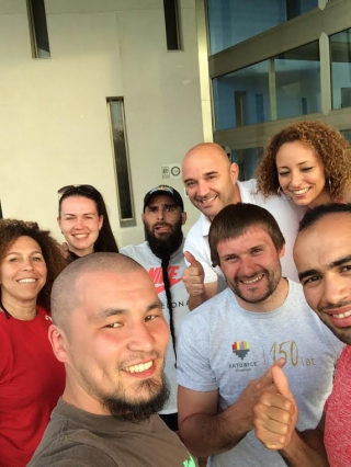 Alexander Eremenko: «Kyokushin - is one big family»