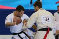 Полуфиналы категории свыше 95 кг Чемпионата Европы KWU 2016 (Видео)