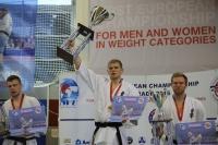 Чемпионат Европы KWU 2016. Полуфиналы категории до 95 кг (Видео)