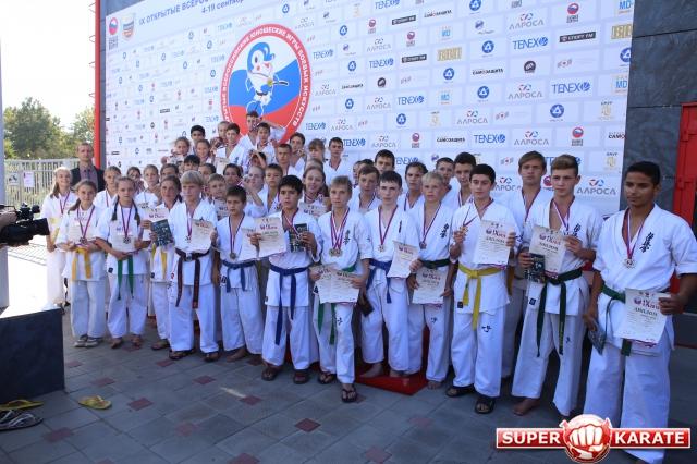 Соревнования по киокушинкай пермский край юноши