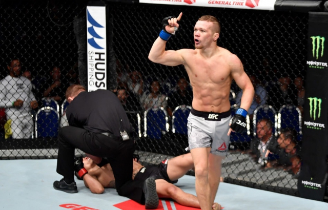 Картинки по запросу Петр Ян-Дуглас Сильва де Андраде. UFC Fight Night 136.