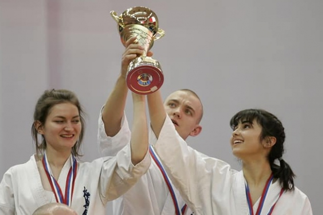 Результаты 15-го Чемпионата России по кёкусин-кан