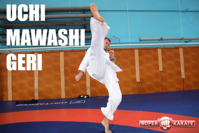 Учи Маваши гэри - самый «модный» нокаутирующий удар в киокушине - от Александра Еременко