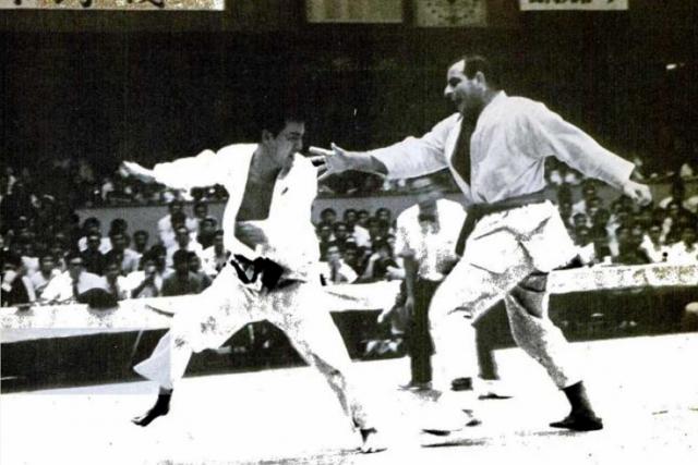 Первый Чемпионат Японии по киокушинкай (1969 год): «Дикий, дикий турнир Мас Оямы»