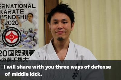 Тай сабаки - перемещения в бою от чемпиона легковеса Юзо Сузуки