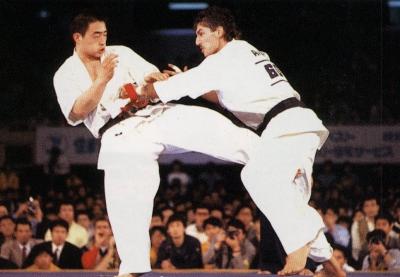 Легендарный Шокей Мацуи, который, обладая высочайшей техникой, не уступал ни сантиметра татами