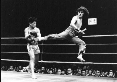 Бенни Уркидес – легенда боевых искусств