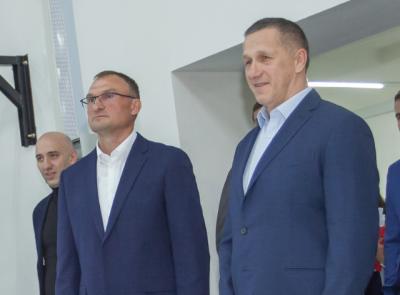 Шихан Юрий Трутнев посетил «STE Fight Club» в Хабаровске