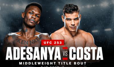 Уже в эти выходные на турнире UFC 253 определятся чемпионы в средней и полутяжёлой весовых категориях