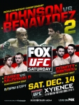 UFC on Fox 9 - Johnson vs. Benavidez 2